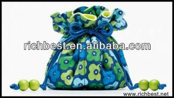 cotton bags with drawstring/mini cotton drawstring bag