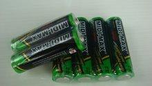 LR6 AA Alkaline Dry Battery manufacturer