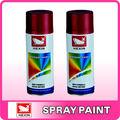 450ml rápido en seco de múltiples colores pintura de aerosol