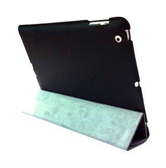 Wallet Case for iPad 2 Smartster 2 Black