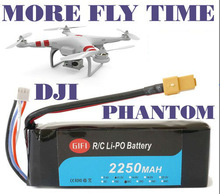 DJI PHANTOM BATTERY 2250MAH 20C