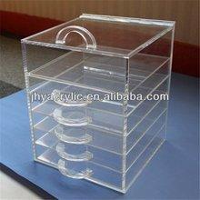 Discount hot-sale acrylic perfume organizer