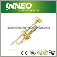 Standard Model golden Rotary Trumpet