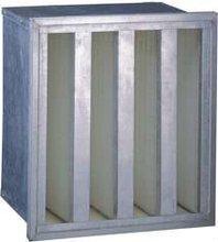 V Bank HEPA air filter