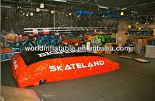 big air bag, inflatable air cushion; air bag for BMX