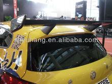 Volkswagon VW Scirocco Carbon Fiber Racing Style Rear Wing Spoiler