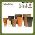 Decorativa jardim vasos de planta atacado/20 anos de vida/proteção uv/leve/impermeável