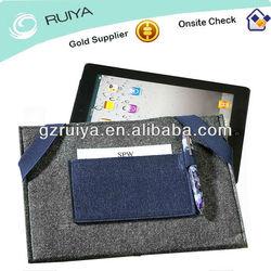 Lightweight Felt Pad Sleeve Air-light Tablet Case