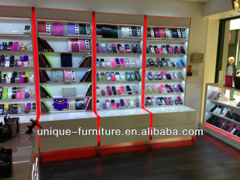 Mobile Phone Shop Furniture Design Mobile phone store interior
