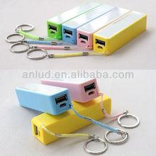 ALD-P14 2600mah for smartphone/ipad/ipod/camera USB travel chagarger