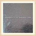 0.1 - 0.6 mm metallic crepe fábrica de papel