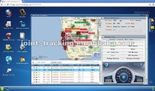 Real-time GPS monitoring system