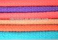 Hyl-201329 de espina de pescado de lana de punto de poliéster la tela para la chaqueta/blazer/falda