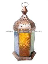 Multicolor Moroccan Lanterns