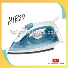 HIR29 110ml steam iron Teflon iron mini watertank iron