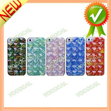 for iPhone 5 Cover w/ Shining Square Crystal