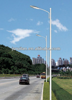 concrete single arm street lighting pole supplier