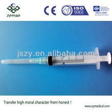 needle and syringe destroyer 5ml