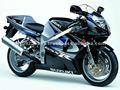 Suzuky de la motocicleta