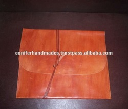 Handmade Leather Covers for Tablets