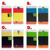 Colorful PU Leather Wallet Type Magnet Design Flip Case Cover for Samsung Galaxy Galaxy S4 SIV i9500