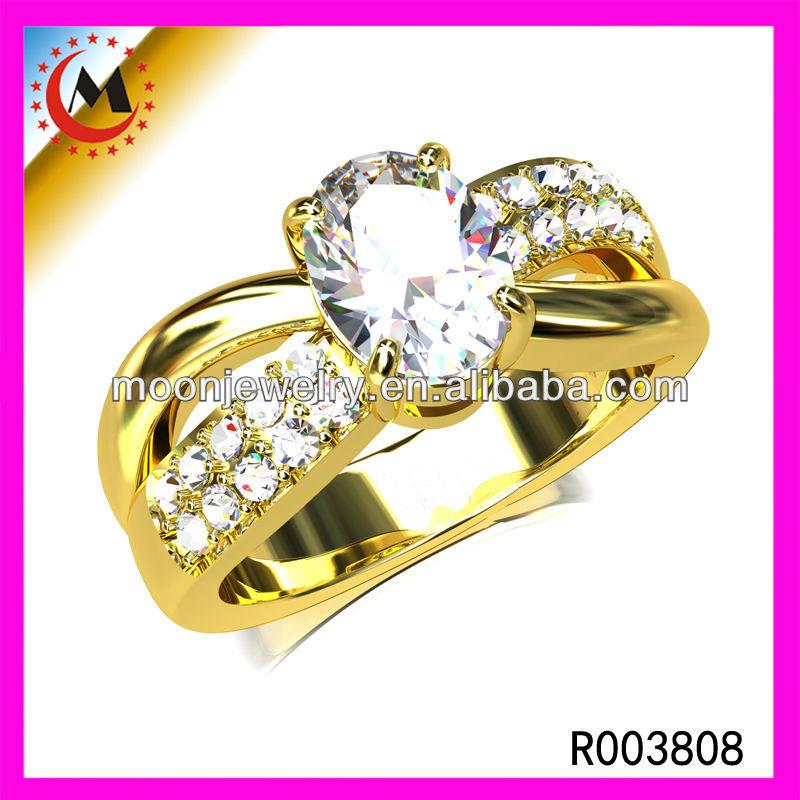 Bowknot Ring Crystal Ring Bowknot Ring