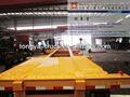 China ctac 20ft/40ft el transporte de contenedores chasis