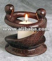 amore candela danza naturale titolare pietra ollare kisii