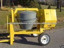 PB2600 8CF Diesel Concrete Mixer