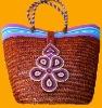 Makuti bag laced with kikoy