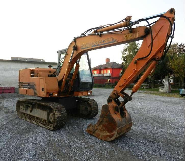 Case 788 CK - Escavatore cingolato