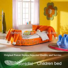cute christmas bed kid bedroom furniture set AE009A