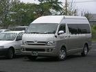 Toyoota Hiace 2.7L Petrol 15 Seater