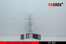 Sepuna 310ml cartridge best quality premium pu polyurethane construction adhesive,expanding foam polyurethane foam urethane foam