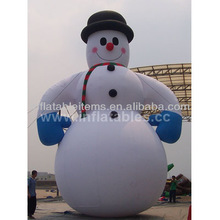 inflatable Father Christmas for Grand celebration