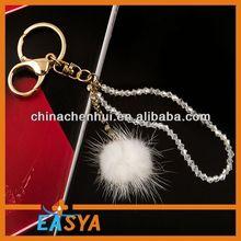2014 High quality Jewelry fashion KeyChain,Fashion Keyholder Key Chain best digital clock key chain