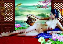 2013 nova modern sexy meninas nuas para atacado