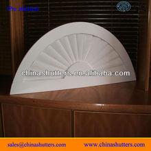 shutter bathroom exhaust fan