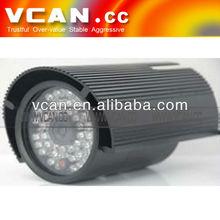 VCAN0474 Waterproof IR car vandalism camera 30-40m distance in night 6mm
