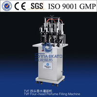 Four-head Perfume Vaccum Filling Machine