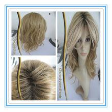aaaaa european human hair jewish wig
