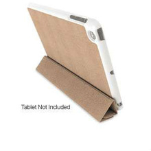 Works with iPad Mini, Stand Function, Thin, Protects From Bumps & Scratches, Tan Snake