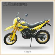 2013 REHINE best selling 4 stroke yellow motorcycle chopper in CHONGQING