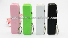 5.0V -1A 2600mah portable USB blackberry ,Nokia,Samsung cell phone charger
