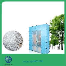 High Capacity Folding Plastic Combination Sideboard