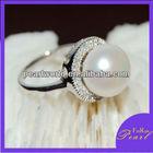 RI13 simple design of 925 silver jewelry ring