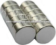 China popular Nickel coating n35 rare earth magnets