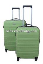 ABS hard trolley travel bag