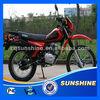 Cheap 150CC Spoke Wheel Air Cooling Motorcycle (SX125GY-B)
