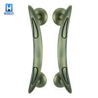 Zinc alloy pull door handle 3224